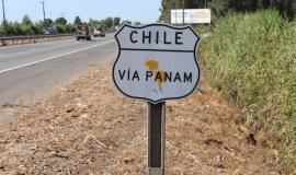 Ruta Pan Americana.